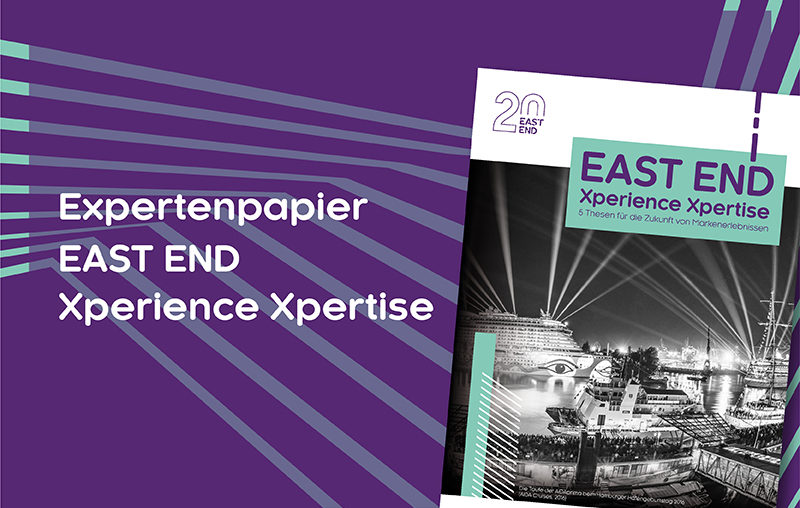 20 Jahre EAST END Mission Markenerlebnis - Expertenpapier Xperience Xpertise